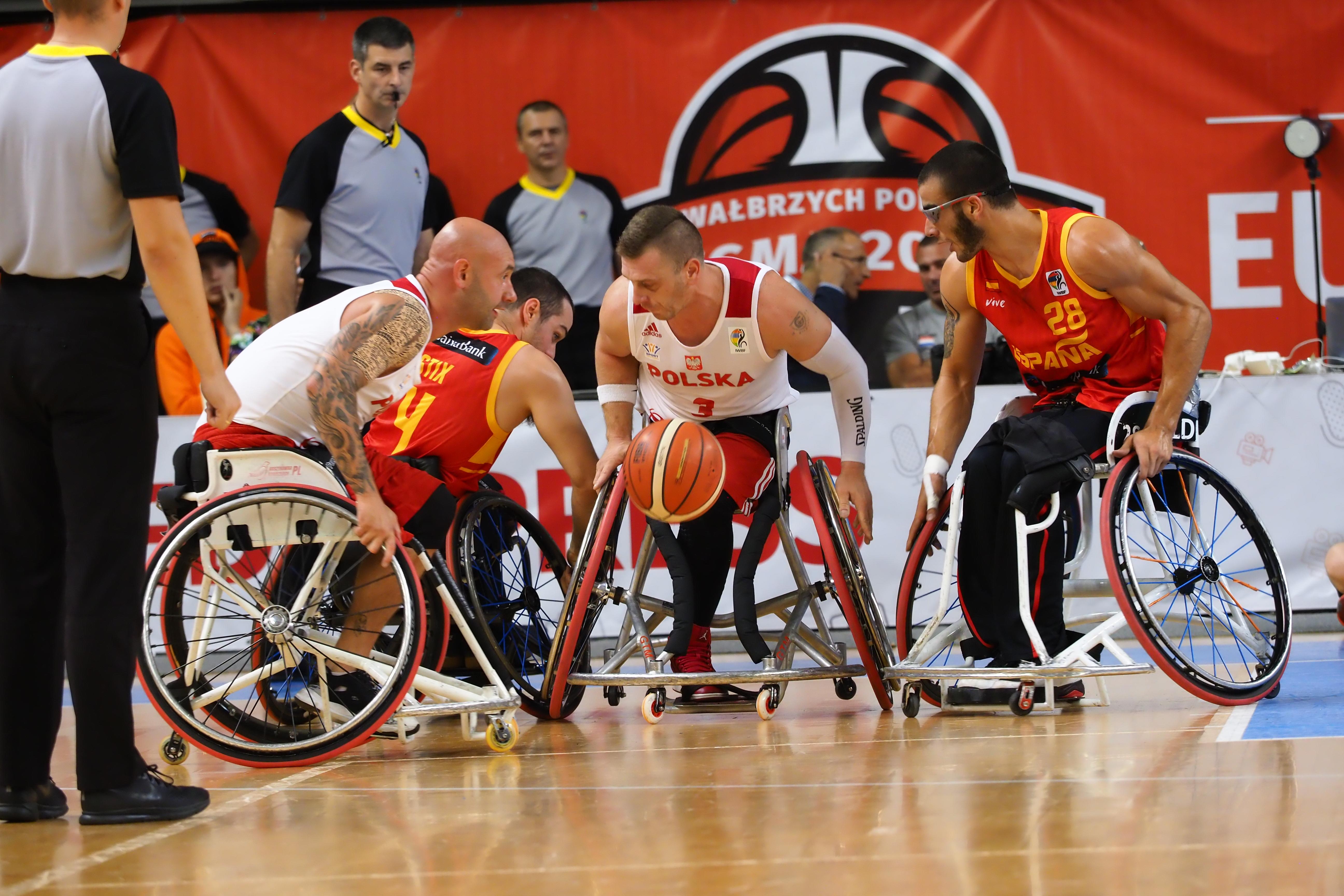 Hiszpania za mocna, Polska poza strefą medalową